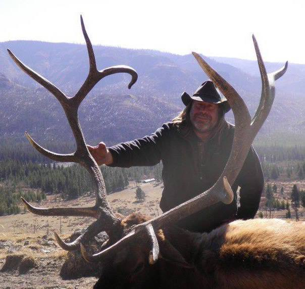 Bill Perry - Wyoming Elk
