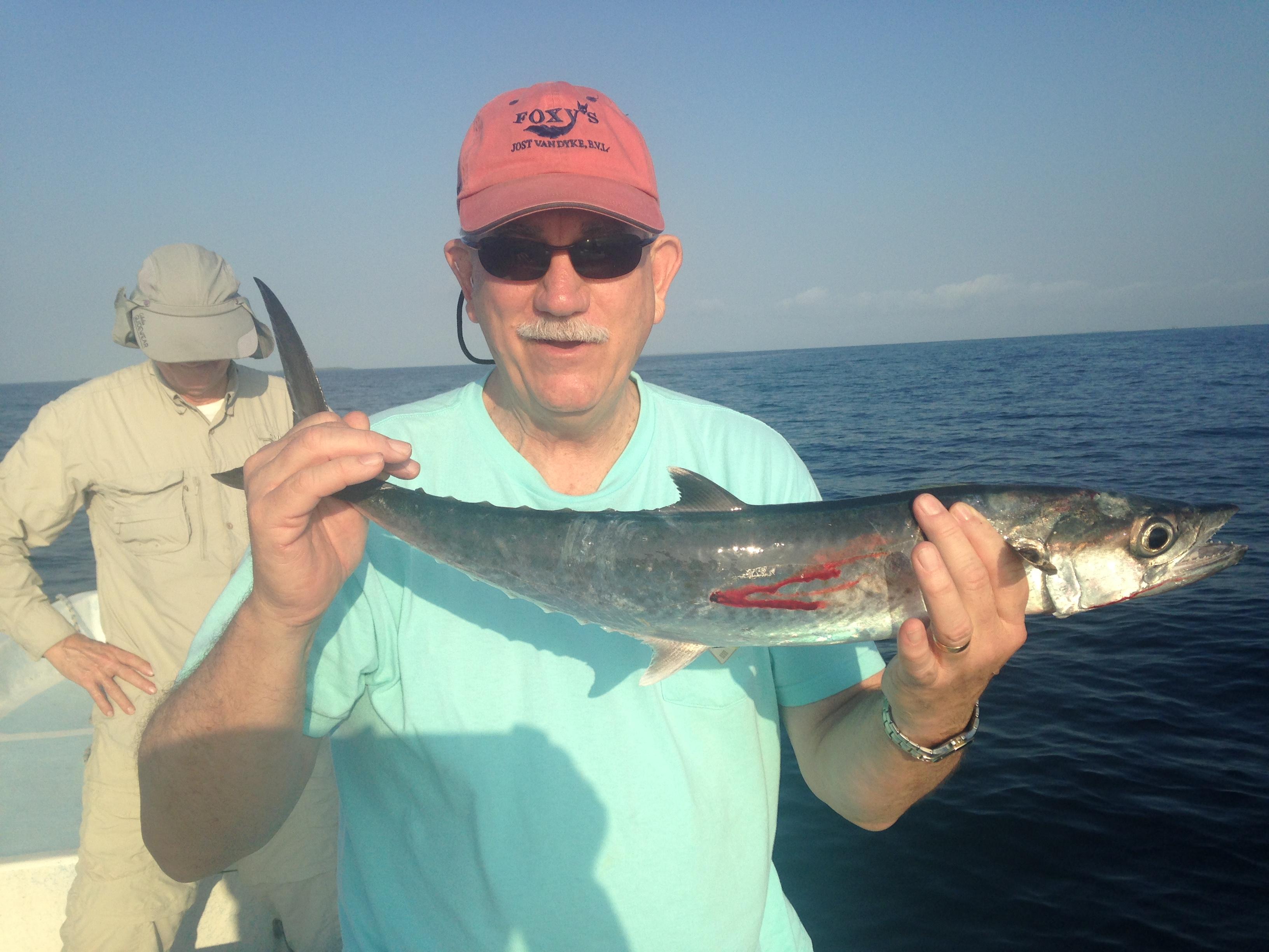 Bob Adelsberger in Belize