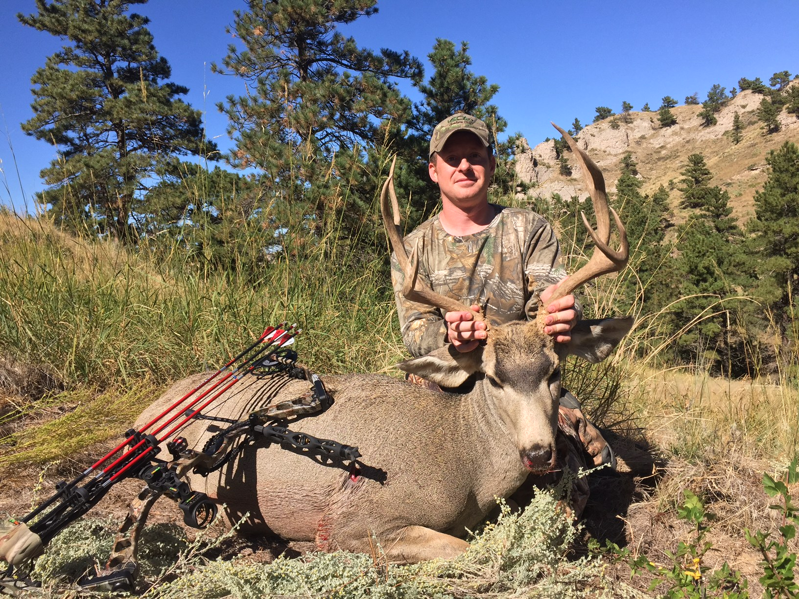 Jason Sumners on a DIY Mule Deer Hunt in Nebraska!