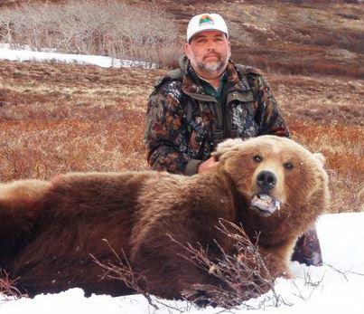 Leonard Wolter -Alaskan Brown Bear